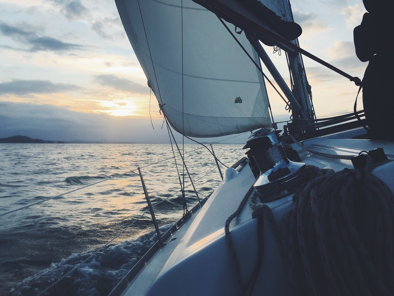 Bli en bättre seglare genom fysträning